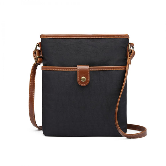 Small Canvas Cross Body Bag