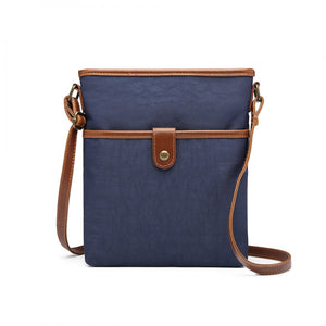 Small Canvas Cross Body Bag - The Gift Cafe