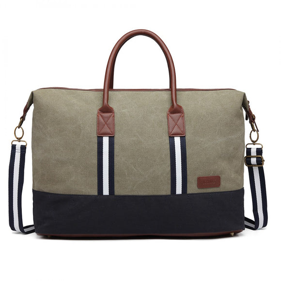Canvas Travel Bag - The Gift Cafe