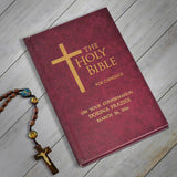 Personalised Catholic Bible - The Gift Cafe