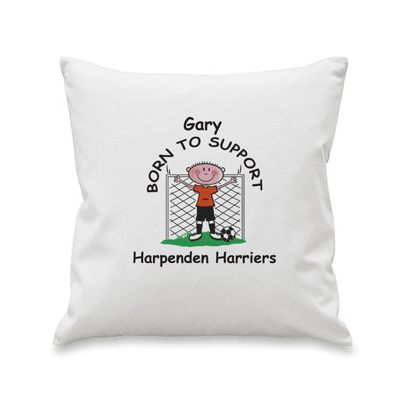 Born to Support Cushion Cover - The Gift Cafe
