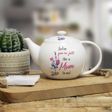 You're Just Like A Mum To Me Teapot - The Gift Cafe