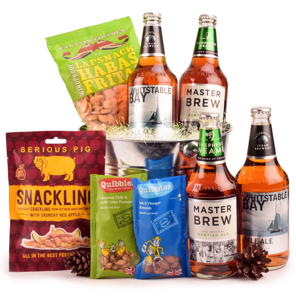 Beer Aplenty Gift Bucket - The Gift Cafe