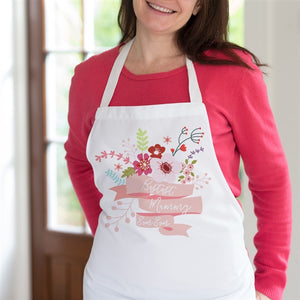 Bestest Mummy Apron - The Gift Cafe