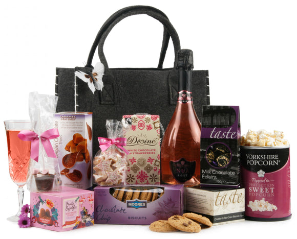 Timeless Treats Gift Bag - The Gift Cafe