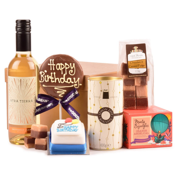 Happy Birthday Gift Box - The Gift Cafe