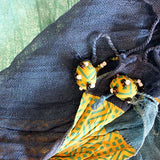 Handmade Linen Décor Scarf - The Gift Cafe