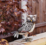 White Owl Solar Light - The Gift Cafe