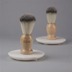 Personalised Shaving Brush - The Gift Cafe