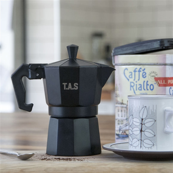 Personalised Coffee Maker - The Gift Cafe