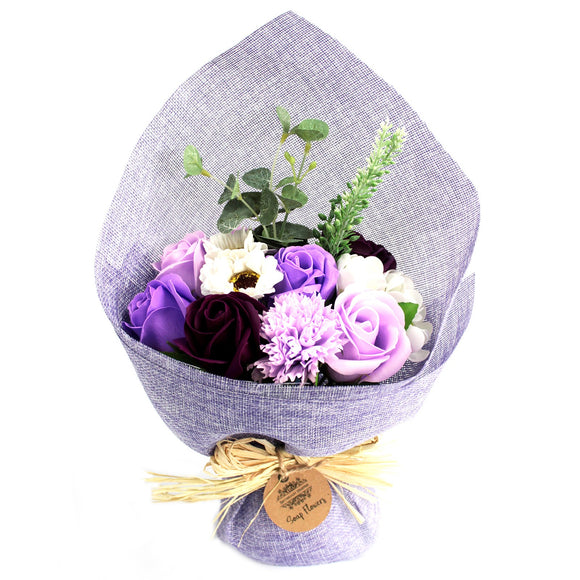 Soap Flower Bouquets - The Gift Cafe