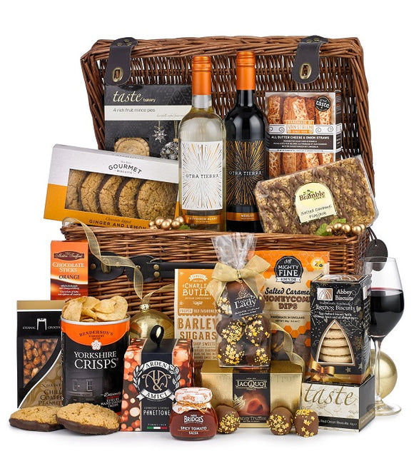 The Indulgent Gift Hamper - The Gift Cafe