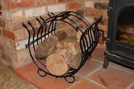 Heritage Log Basket - The Gift Cafe