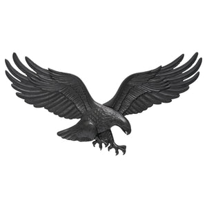 "29""  Wall Eagle - Black"