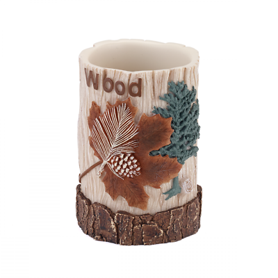 NATURE WALK BATHROOM TUMBLER CUP