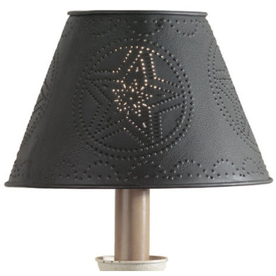 Barn Star Metal Lamp Shade 6