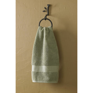 Nature Branch Towel Ring
