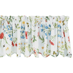 "Wildflower Valance -72"" x 14"""