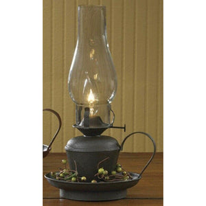 "Electric 14"" Oil Lamp Styled Light"