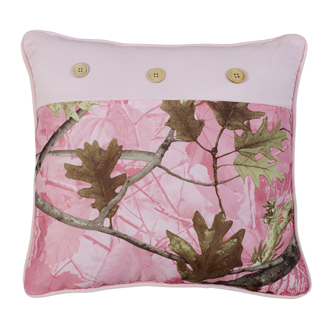 Oak Camo Pillow, 17