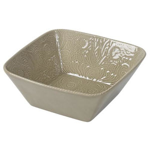 Savannah Serving Bowl (Each), Taupe