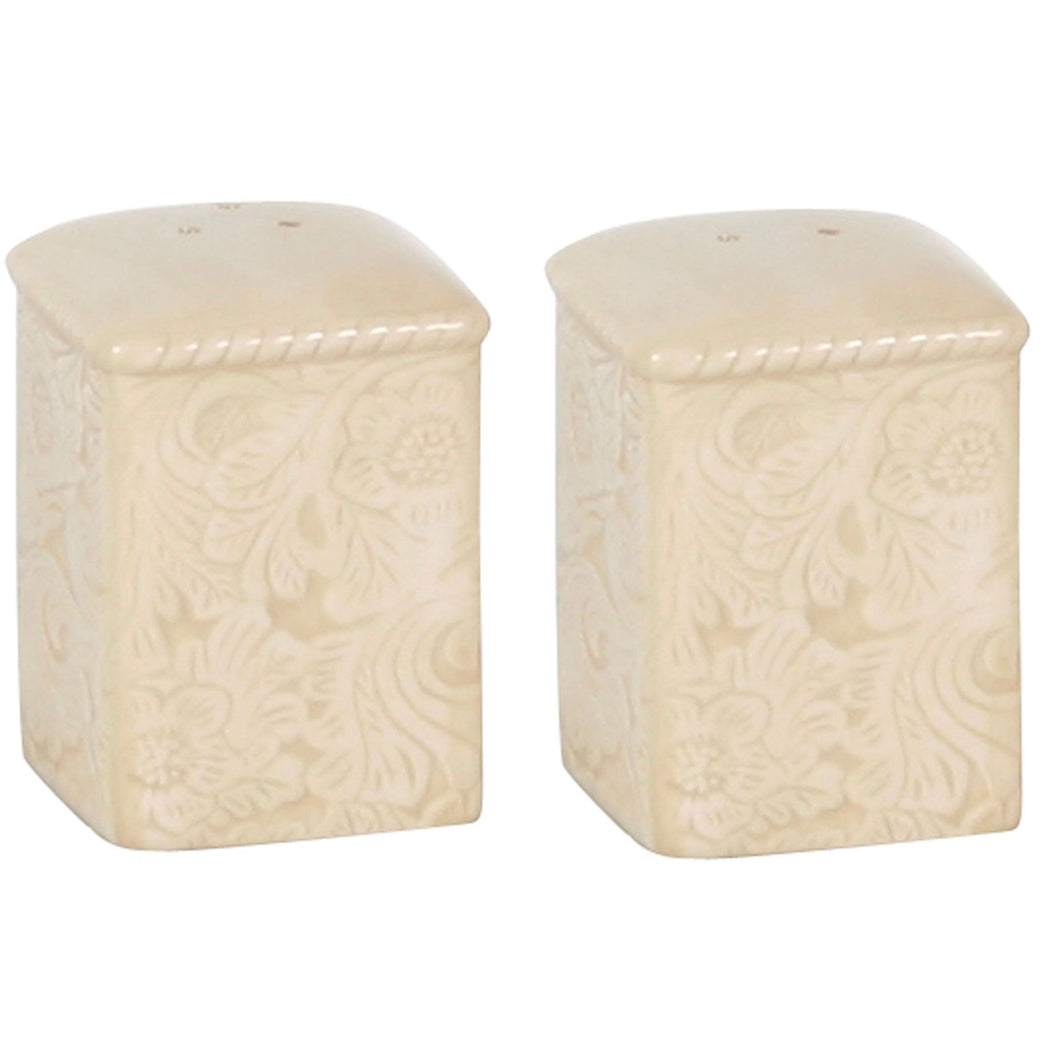 Savannah Salt & Pepper (Pair), Cream