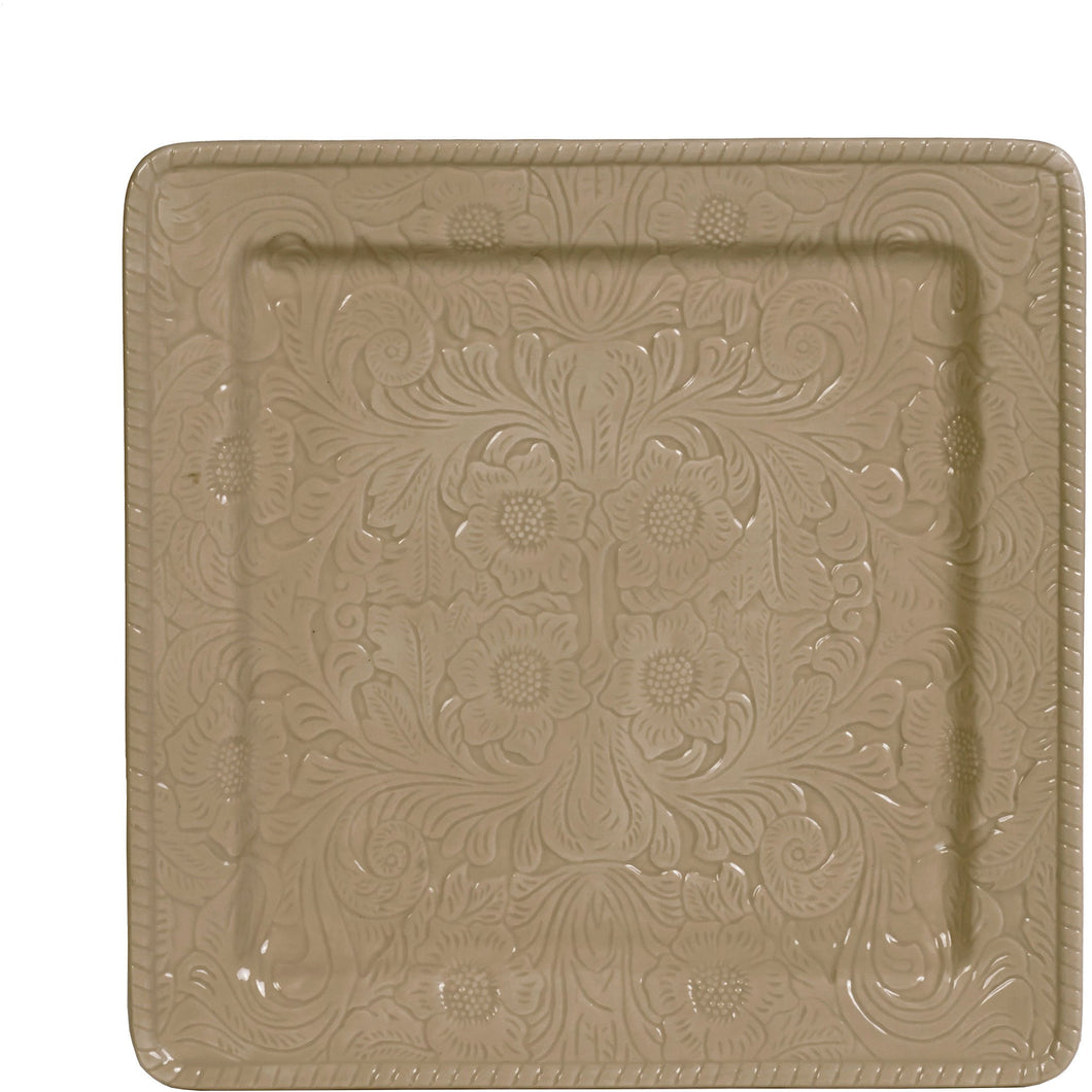 Savannah Serving Platter (Each), Taupe
