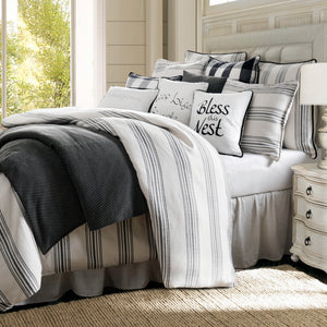 Blackberry 3 PC Comforter Set, Super Queen
