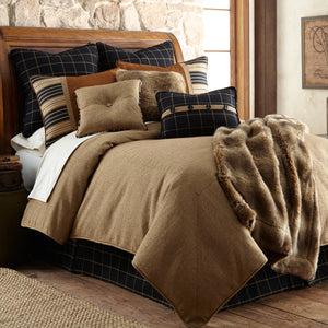 5 PC Ashbury Bedding Set, Super Queen