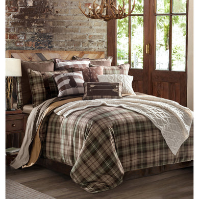 Huntsman Comforter Set, Queen