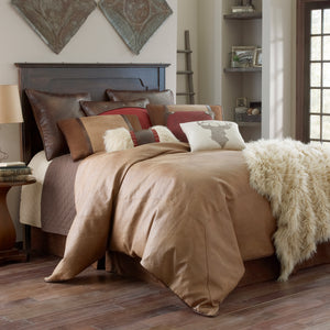 4 pc Brighton Comforter Set, Super King
