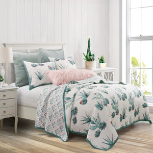 Sadie Quilt Set, Full/Queen