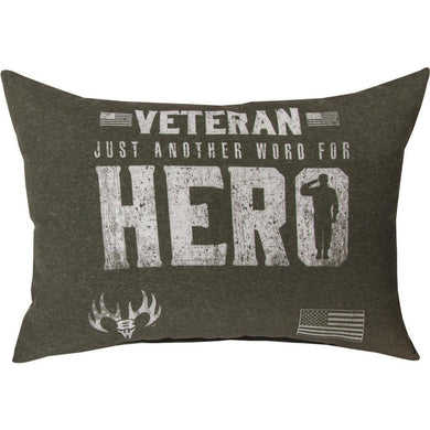 Veteran Another Word For Hero Pillow - 18