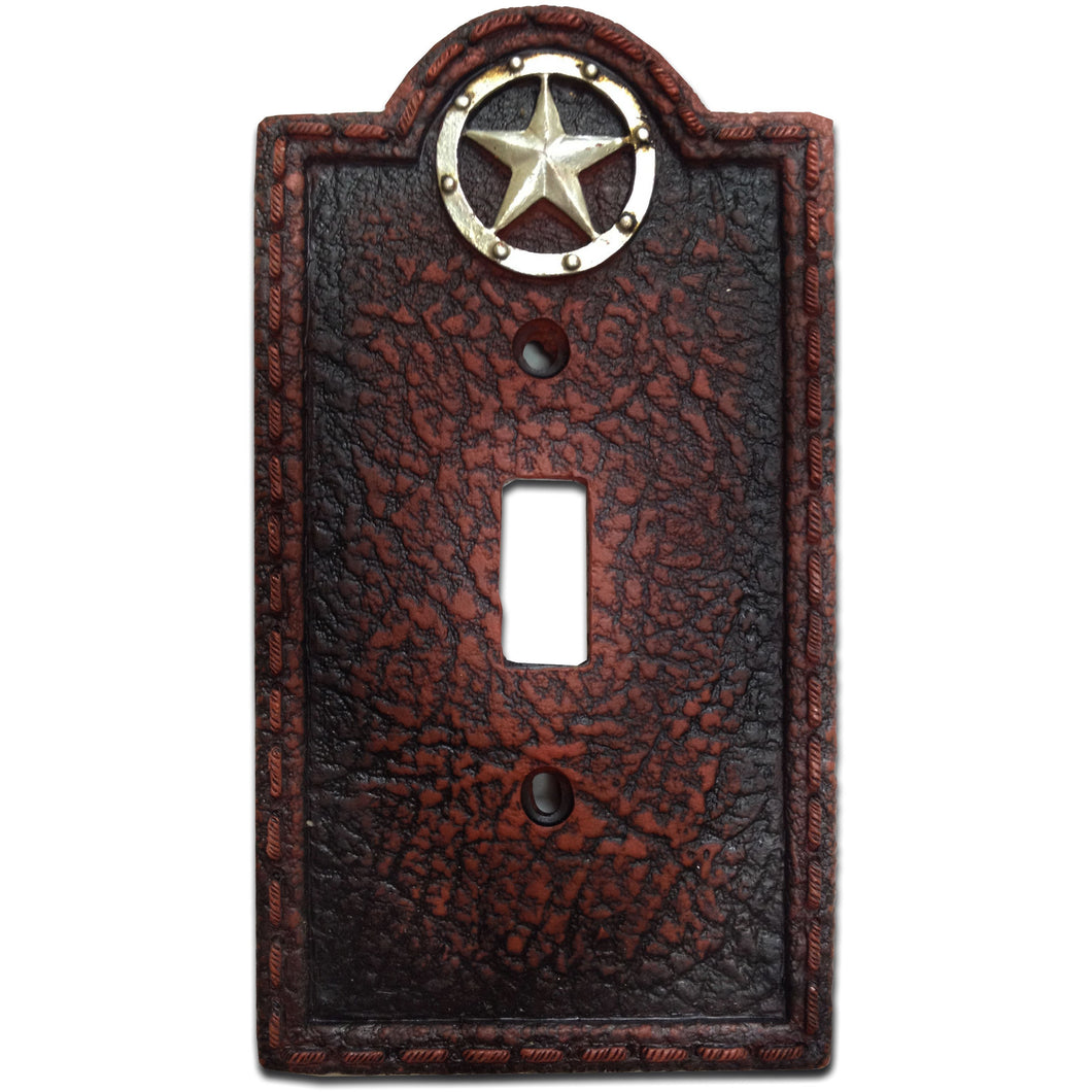 Tooled Resin Switchplate (EA), Sgl SW