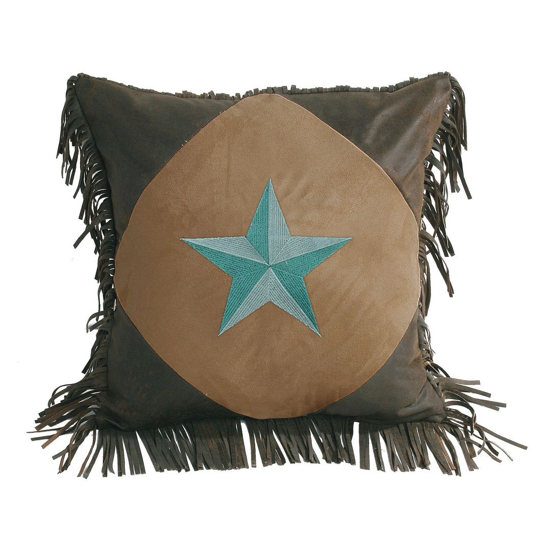 Diamond Shape Star Pillow , 18