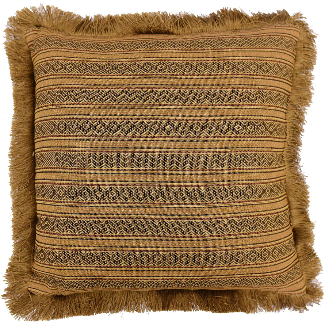 SW Matching Pillow W/Fringe, 18