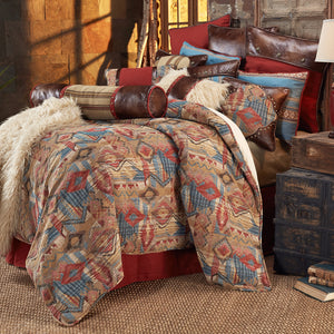 4 PC Ruidoso Bedding Set, Full
