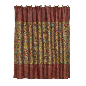"San Angelo Shower Curtain, 72""X72"""