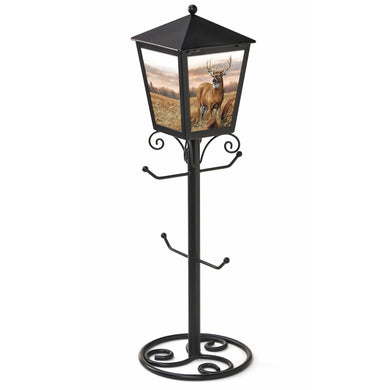 Lamp Post Mug Holder - Rustic Retreat