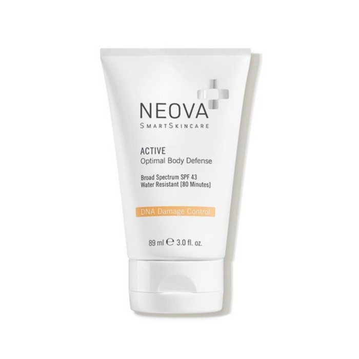 Neova Active Broad Spectrum SPF 43 For The Face & Body