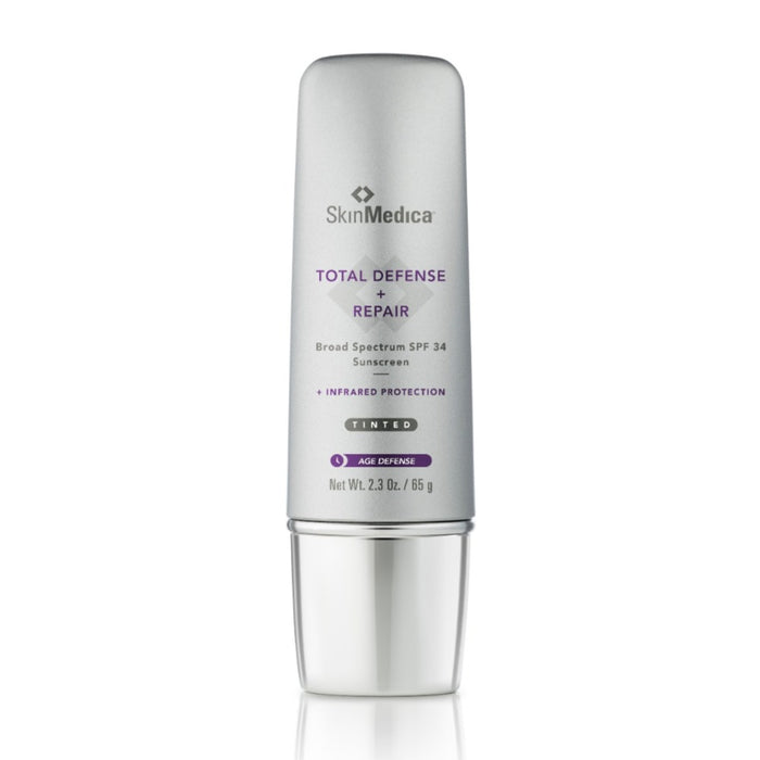 SkinMedica Total Defense + Repair SPF 34, Tinted