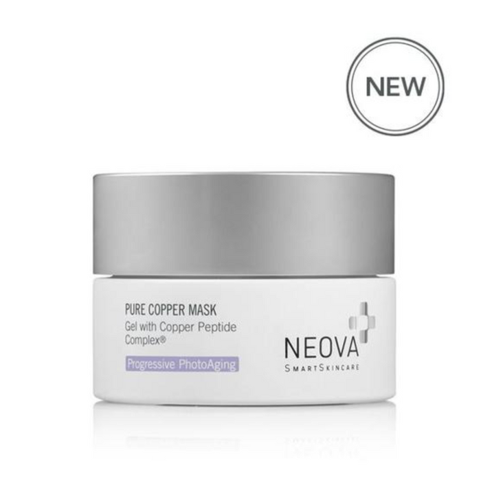 Neova Pure Copper Gel Mask 30ml