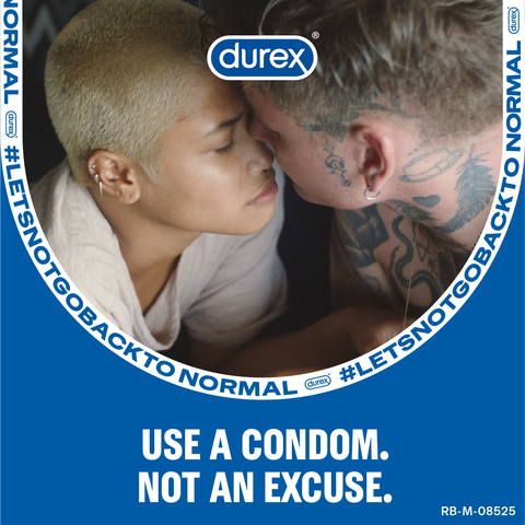 Use a condom not an excuse