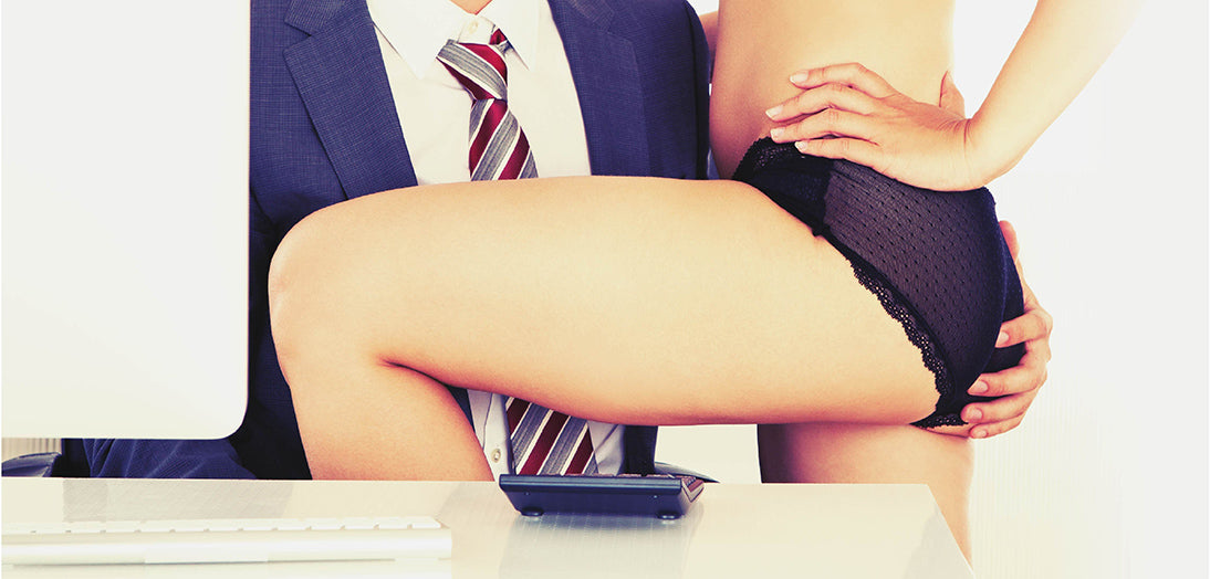 A Risky Business: The Truth About Sex At Work