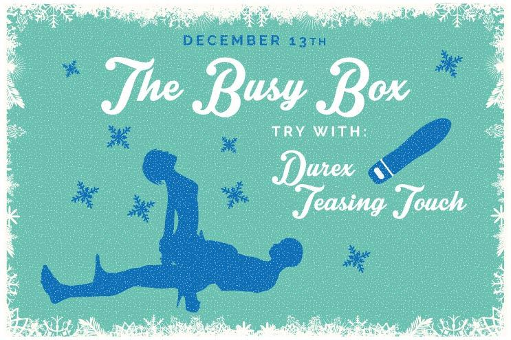 The Busy Box sex position