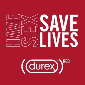 Durex UK Condoms Durex RED condoms - 20 pack