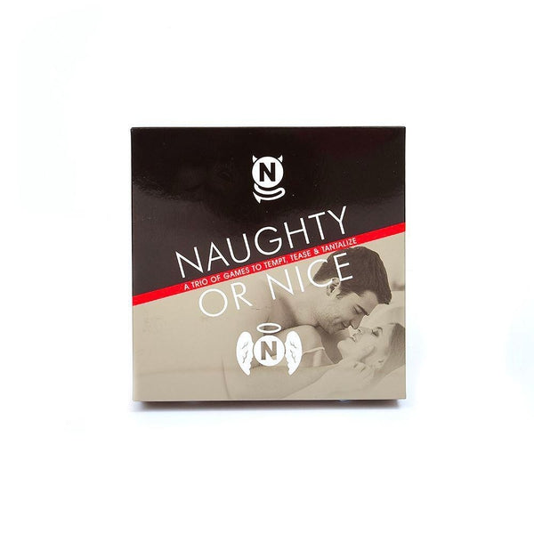 Durex UK Games Naughty Or Nice A Trio Of Games