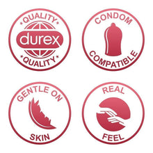Durex Real Feel Silicone Based Lube-Pleasure Gels-Durex UK-Durex UK