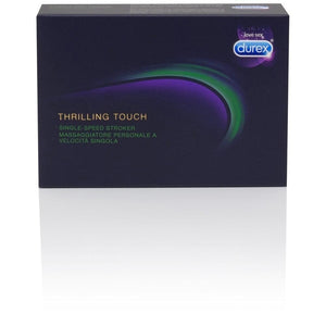 Durex Thrilling Touch Stroker Vibrator Sex Toy-Toys-Durex UK