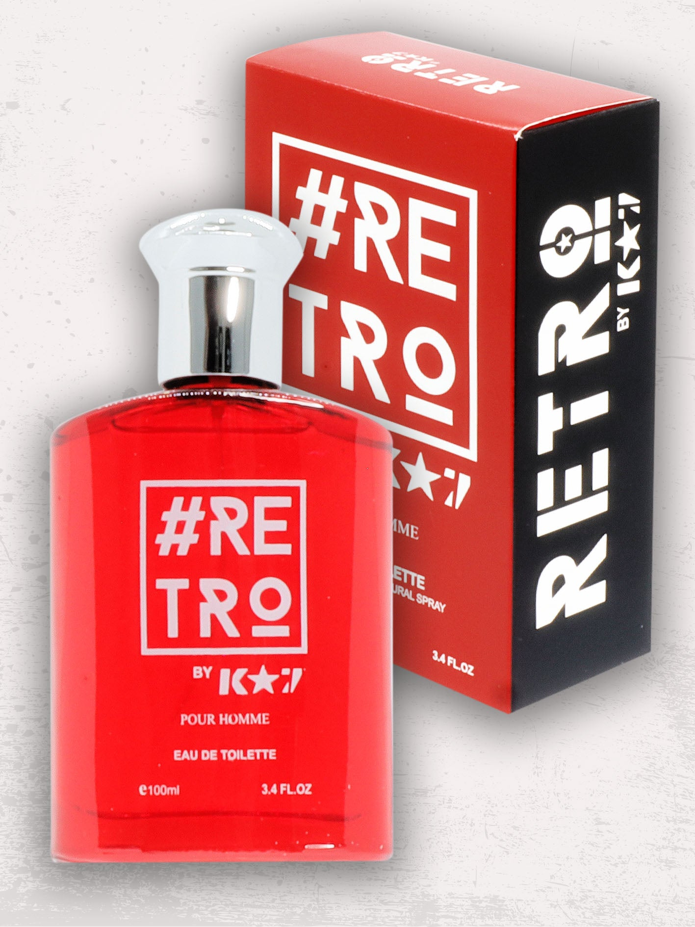 Retro Eau de Toilette 100ml